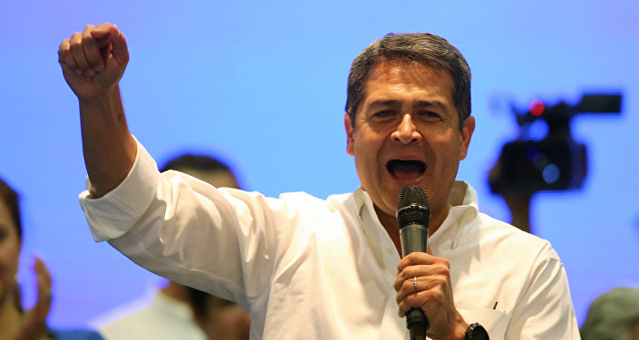 Oposición hondureña interpone
