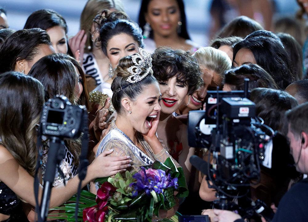 Los momentos más deslumbrantes del concurso de belleza Miss Universo 2017