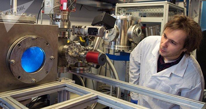 Un laboratorio de la Universidad Nacional de Investigaciones Nucleares MEPhI