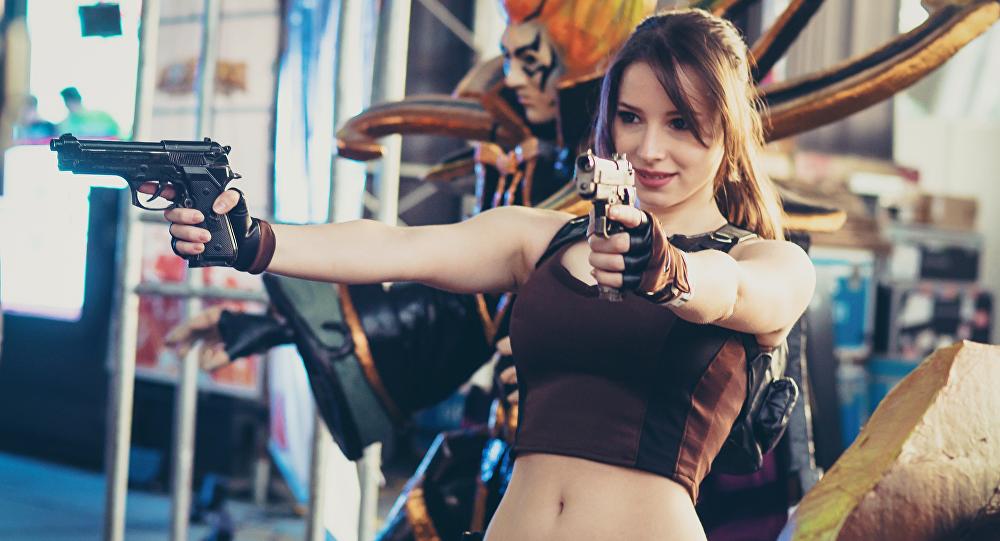 Lara Croft (imagen referencial)