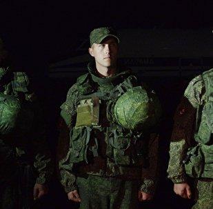 Soldados rusos (imagen referencial)