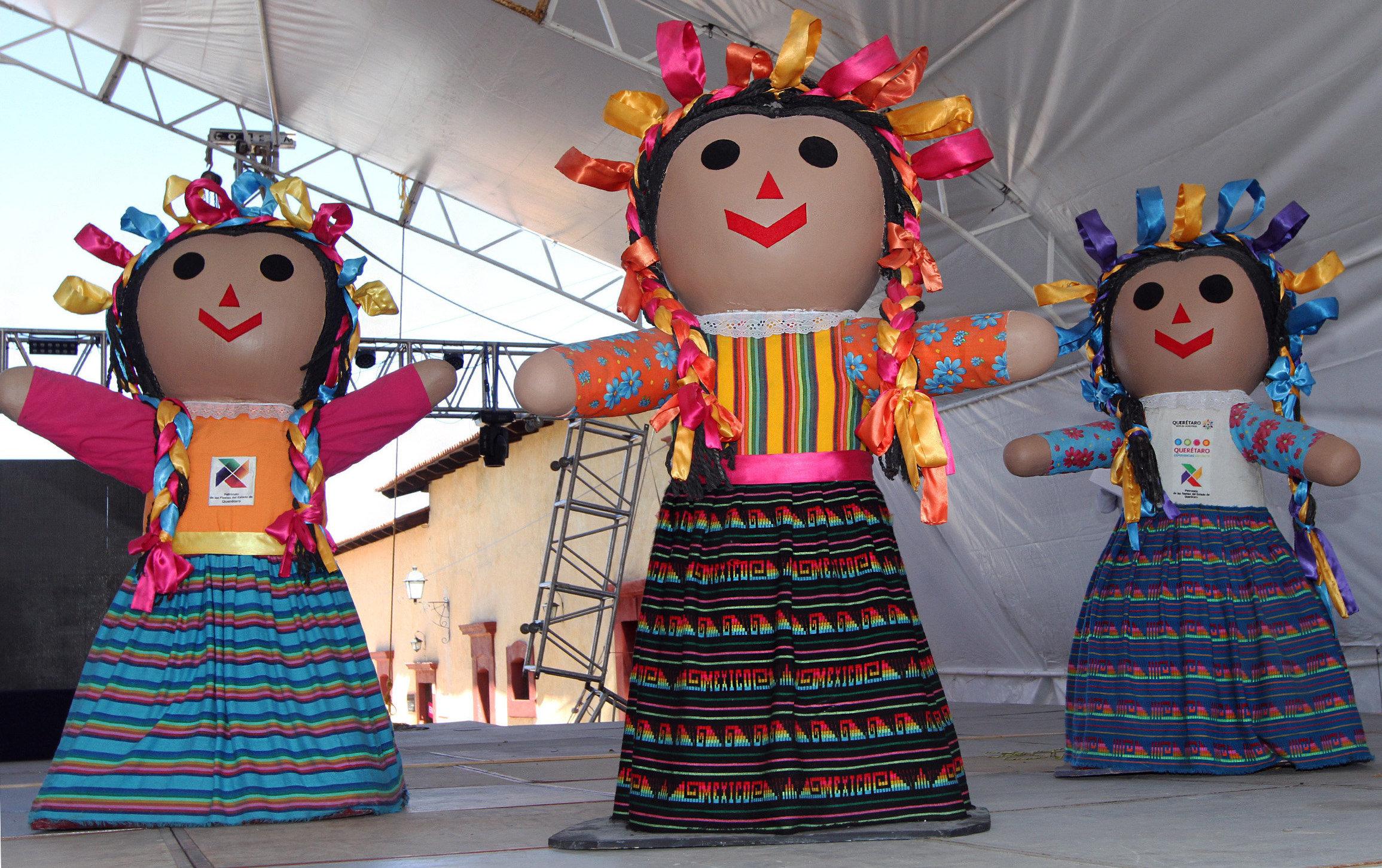 Las muñecas otomíes María