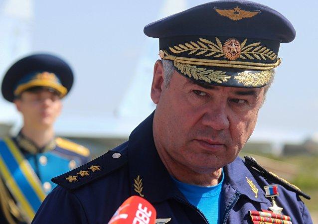 Víctor Bóndarev, el jefe del comité de Defensa y Seguridad del Senado ruso