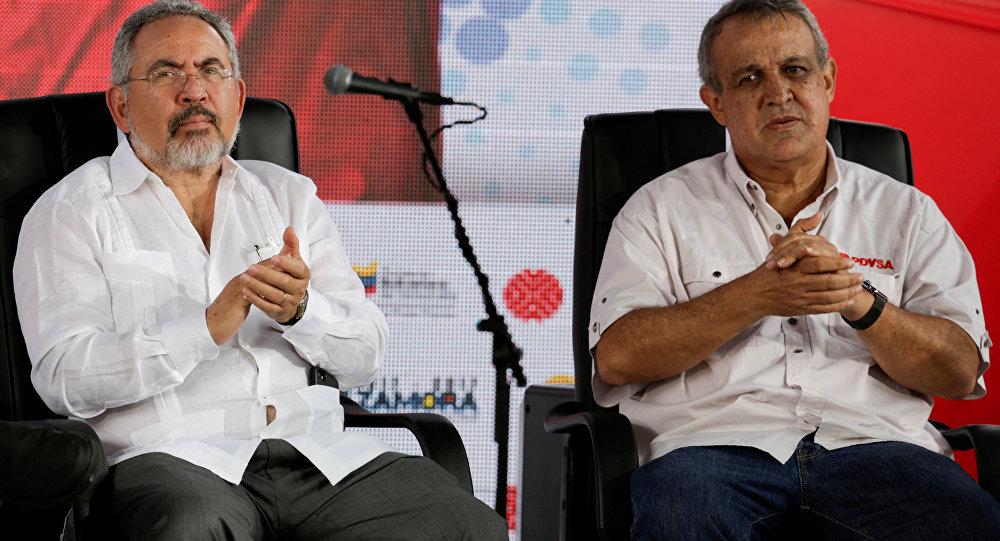 Maduro apoya detención de altos exfuncionarios petroleros en Venezuela