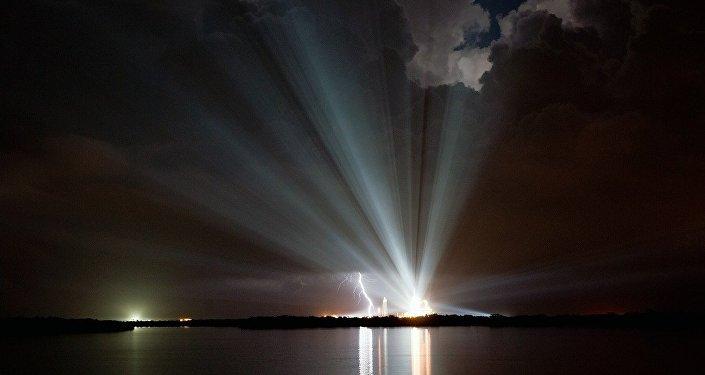 Un fenómeno de luz