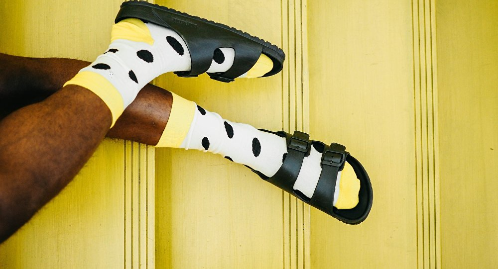 Calcetines (imagen referencial)