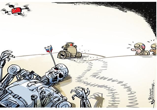 Cuando el 'terminator' estadounidense le teme a China y a Rusia