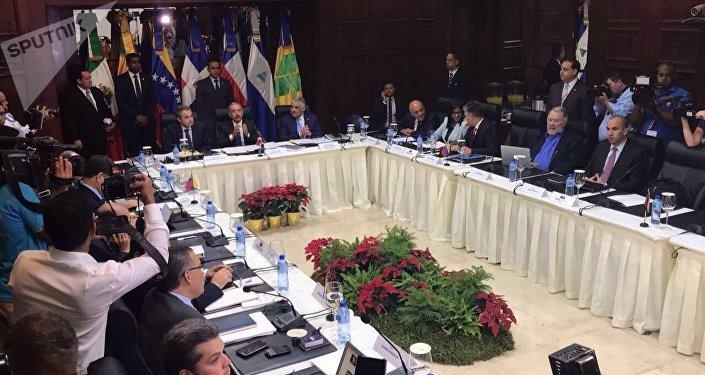 Delegación del Gobierno y la oposición inician segunda jornada de diálogo