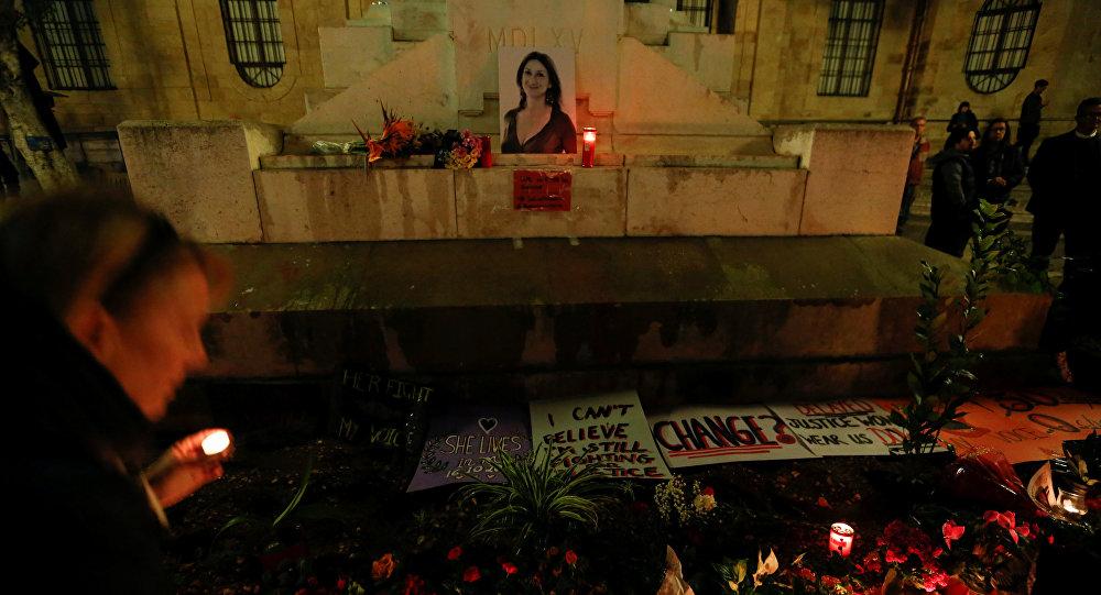 Ocho personas detenidas por asesinato de periodista en Malta