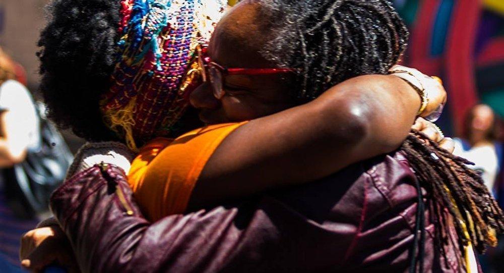 Mujeres afrodescendientes en el Encuentro Feminista de América Latina y el Caribe