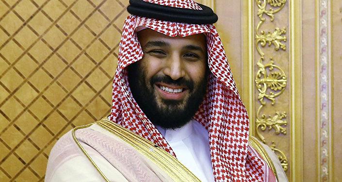 Mohamed bin Salman, el príncipe heredero de Arabia Saudí