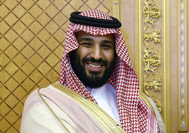 Mohamed bin Salman Saud, el príncipe heredero y el jefe la comisión anticorrupción de Arabia Saudí