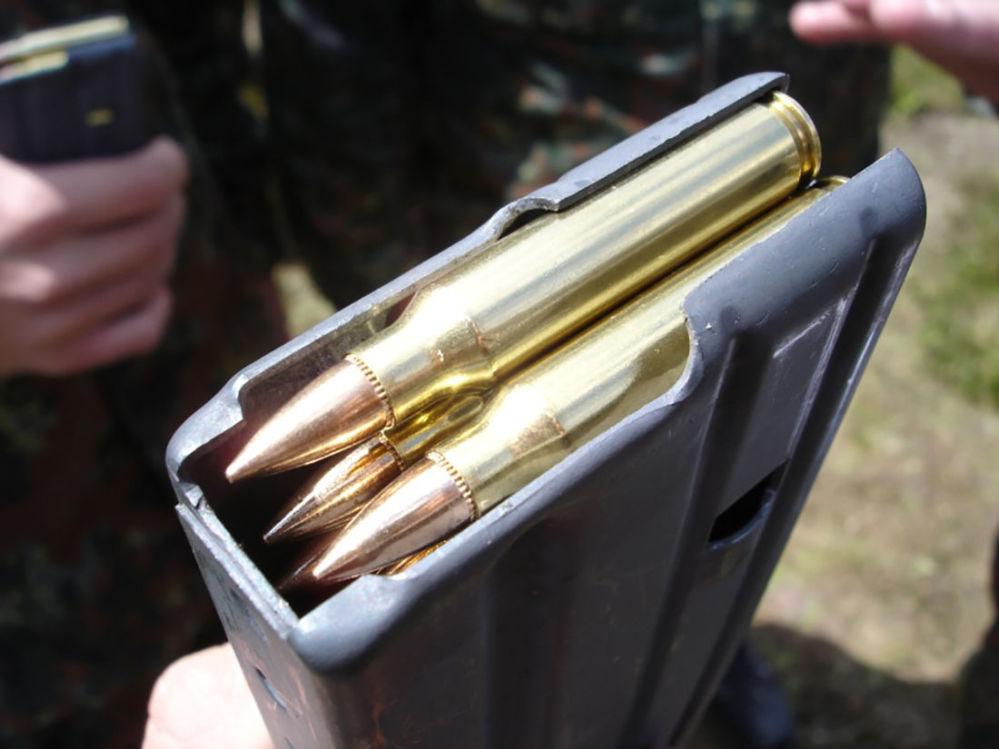 Nueve gramos de muerte. Así son las balas más mortíferas del mundo