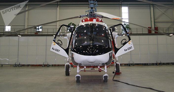 Helicóptero Ka-226T