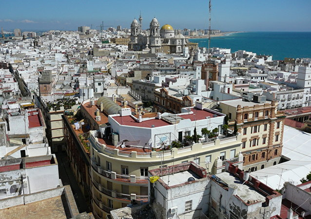 Cádiz, España