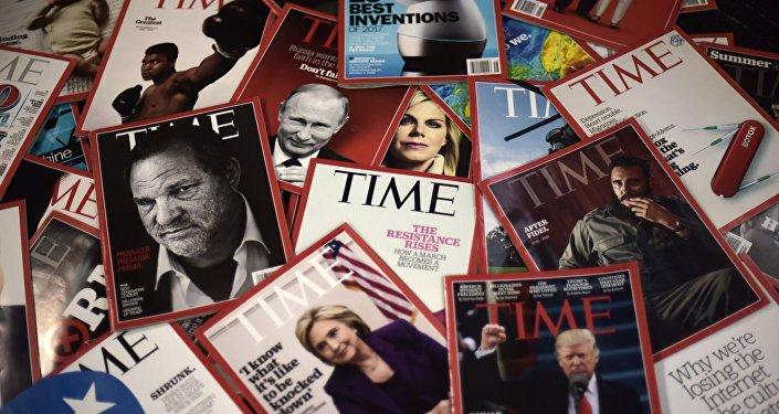 Revistas Time