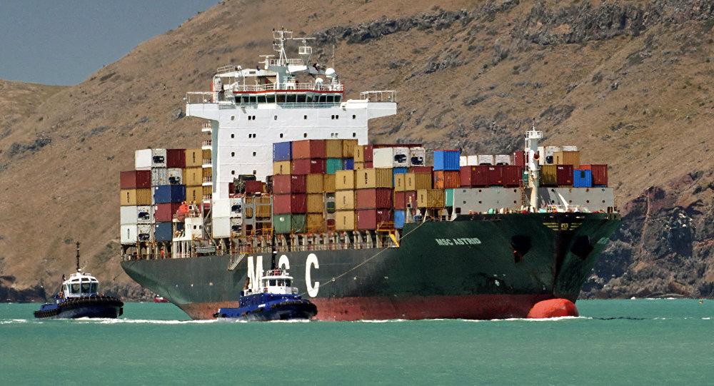 Buque de carga (imagen referencial)