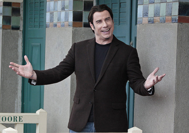 John Travolta, actor estadounidense