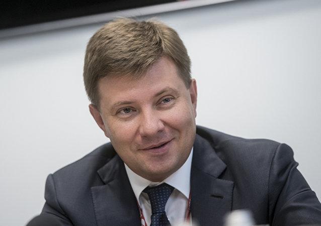 Andréi Boguinski, director general del consorcio Helicópteros de Rusia