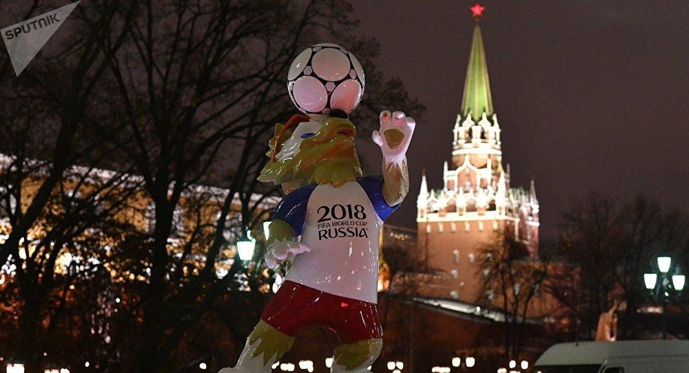Zabivaka, la mascota del Mundial 2018