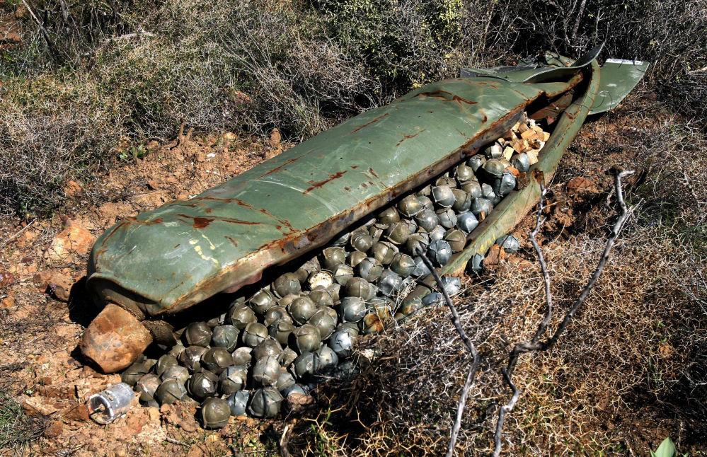 Muerte a granel: por qué EEUU se toma su tiempo para renunciar a las bombas de racimo