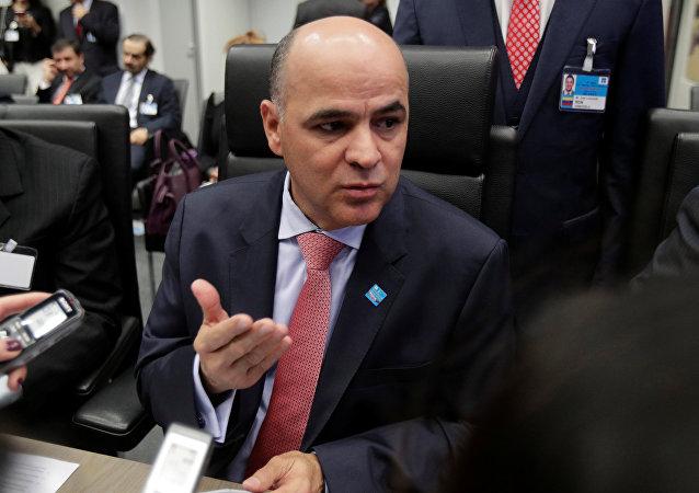 Manuel Quevedo, presidente de Pdvsa