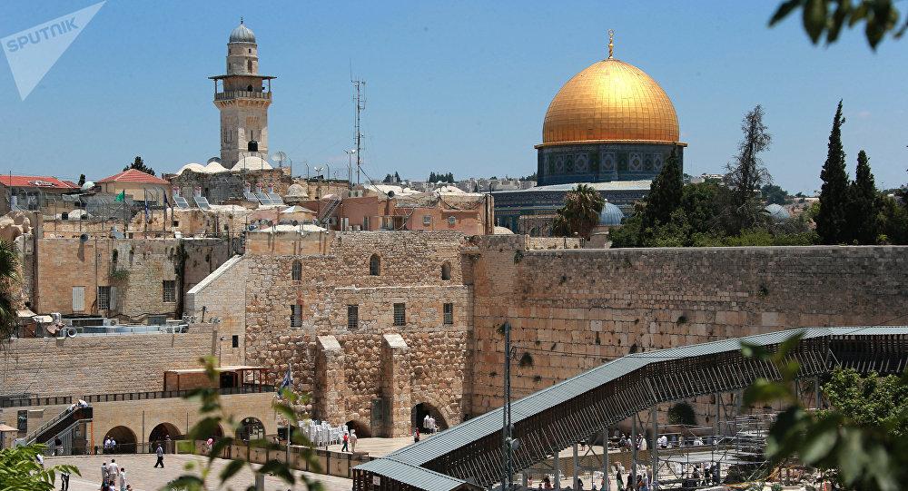 La ciudad de Jerusalén
