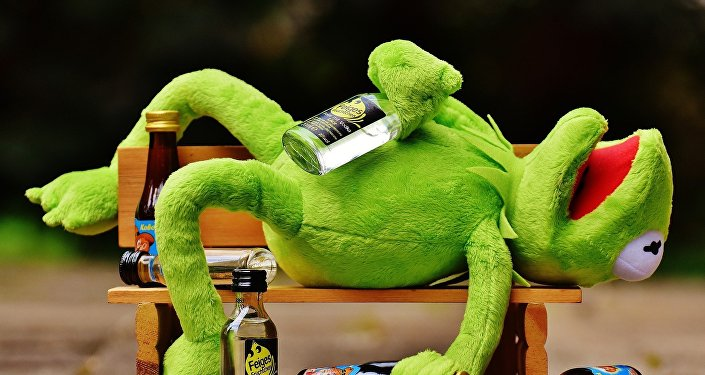 El consumo de alcohol (imagen ilustrativa)
