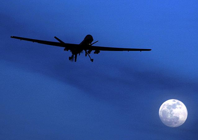 Un dron MQ-9 Reaper de EEUU, foto archivo