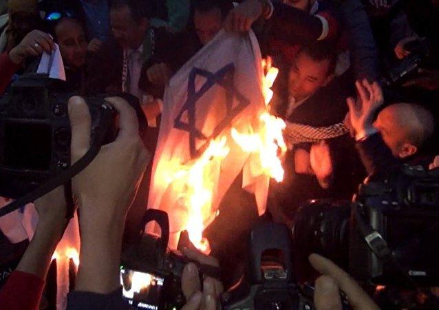 La decisión de Trump sobre Jerusalén sumerge a la región en violentas protestas