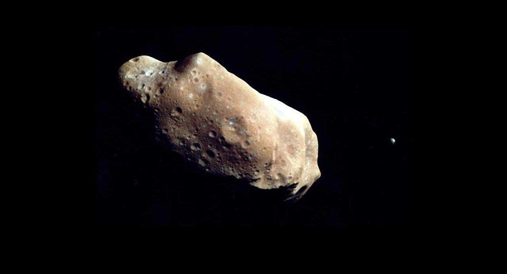 Sigue en directo la llegada de OSIRIS-REx al asteroide Bennu