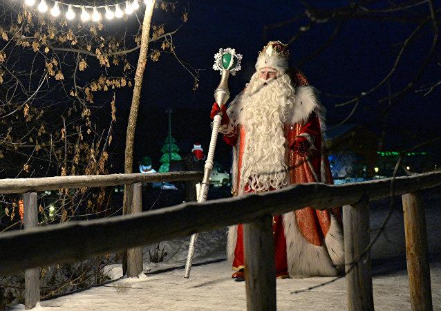 El Papá Noel ruso