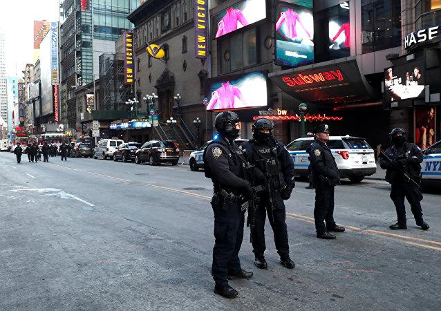 Explosión en Nueva York, 11 de diciembre de 2017