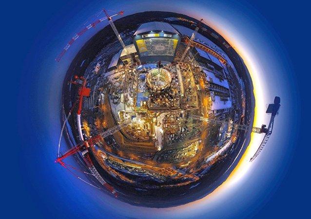 El reactor termonuclear experimental más grande del mundo