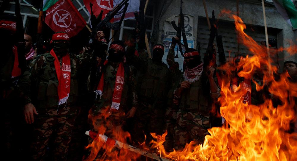 Protestas en Palentina