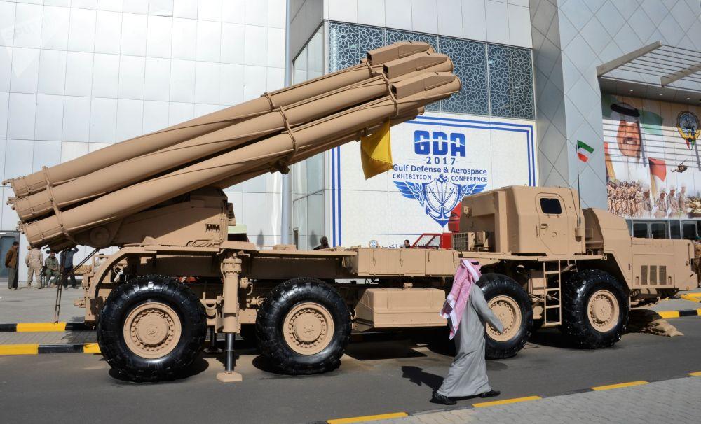 Lo mejor del salón militar internacional de Kuwait
