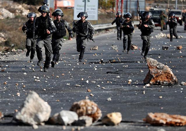 Fuerzas de seguridad de Israel