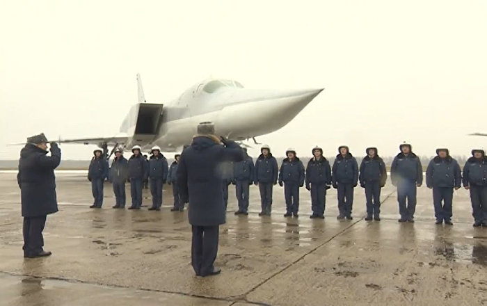 Héroes de la patria: así regresan a casa los pilotos militares rusos