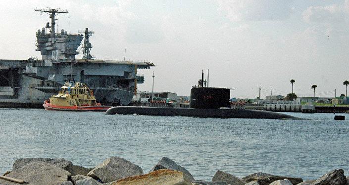 El submarino brasileño Tikuna (archivo)