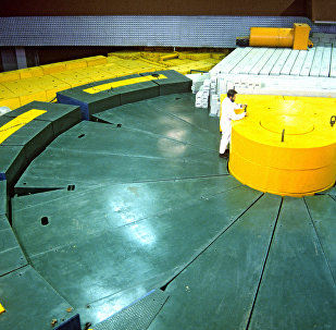 El reactor rápido IBR-2