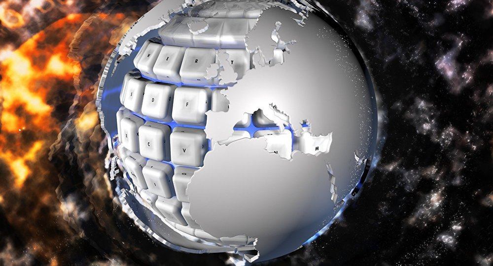 Ciberespacio (imagen referencial)