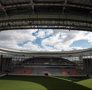 El estadio de Ekaterimburgo