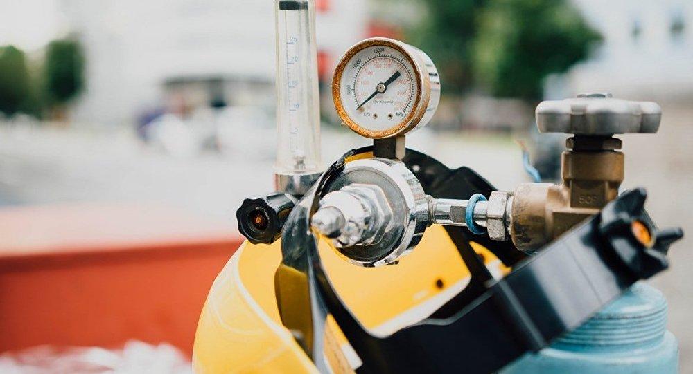 Gasoducto, imagen referencial