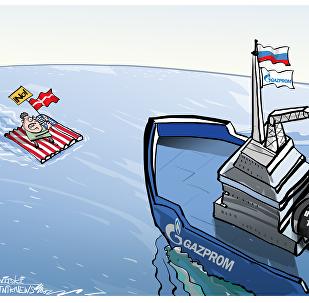 ¿Podrá EEUU frenar la construcción del Nord Stream 2?