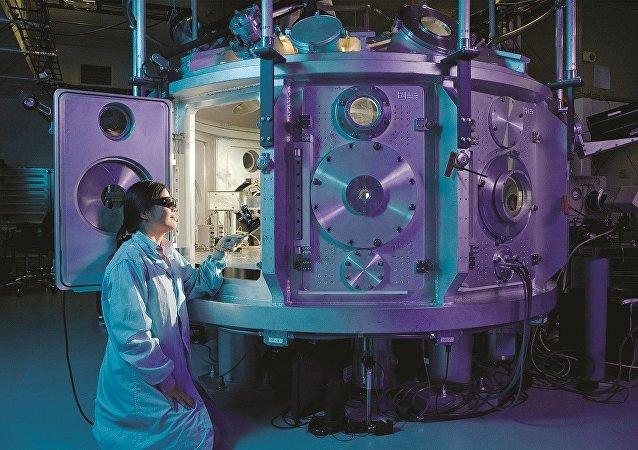 Laboratorio físico (imagen referencial)