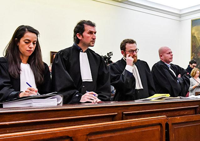 La audiencia sobre el aplazamiento del juicio de Salah Abdeslam en el Tribunal de Bruselas