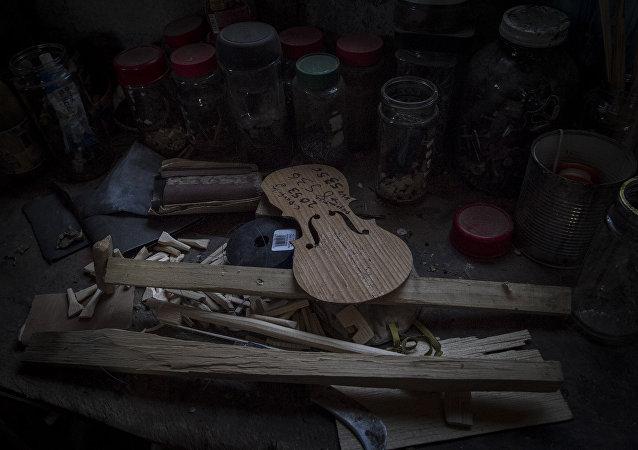 Los violines artesanales, bajo amenaza en México
