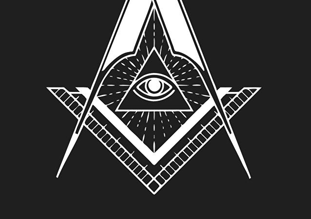 El símbolo de la masonería
