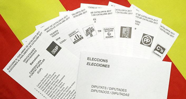 La preparación para las elecciones de 21-D en Cataluña