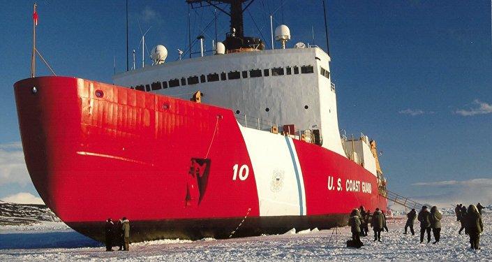 El rompehielos estadounidense Polar Star